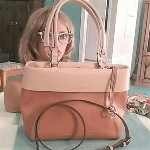 Large Patty Open Tote NWOT